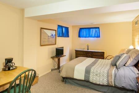 Basement room in Bethesda