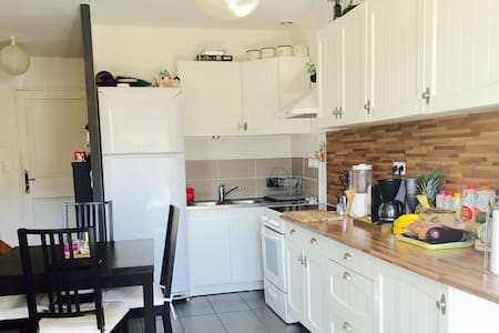 Maison à Chambly, près SNCF & Paris - Chambly - Casa