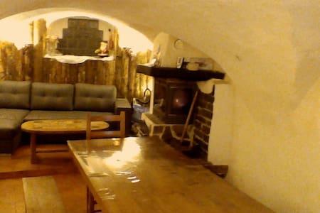 maison de village montagnard - Dům