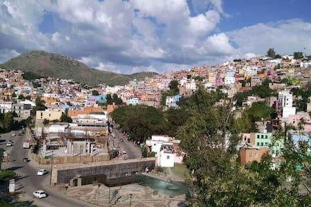 Let's enjoy Guanajuato