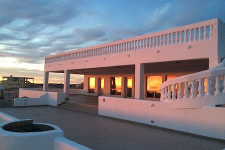 Beachfront 4BR House @ Santo Tomas - Puerto Peñasco - Haus