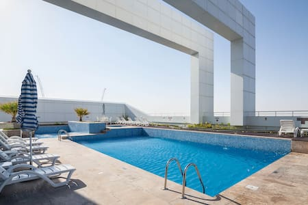 Dubai-JLT Private Room inc En Suite - Dubai - Appartamento