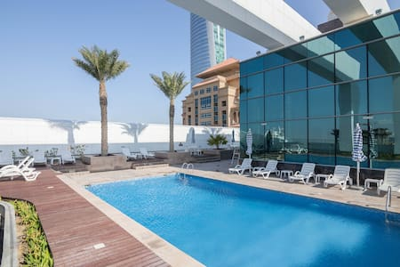 Dubai-JLT Private Room inc En Suite - Дубаи - Квартира