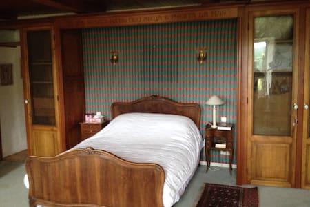 Le Muratel chambre Leva Matin - Brassac - Linna