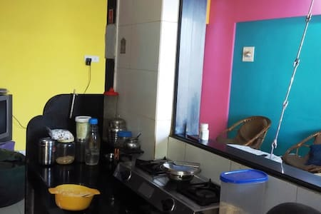 A 2 BHK FULL FURNISHED FLAT - Mira Bhayandar - Lakás
