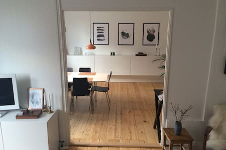 Charming apartment 300m from center - Aarhus - Apartment