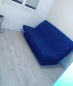 chambre privée dej wifi /t4 - Apartment