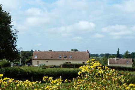 La ferme du Charnay - House