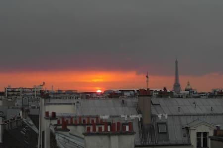 UNIQUE Studio in the Heart of Paris - Apartment