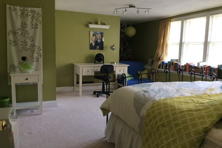 Ultra-comfortable suite of rooms - Exeter