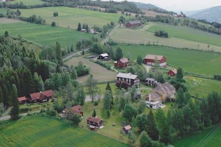Kapteinsgården Bauker - Casa