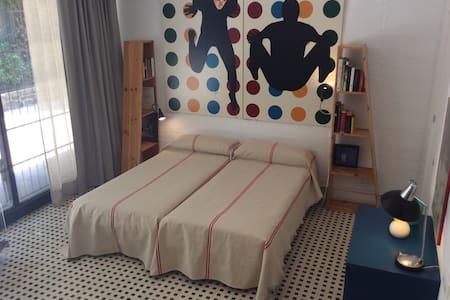 Estudio privado en Gràcia - Barcelona - Apartment