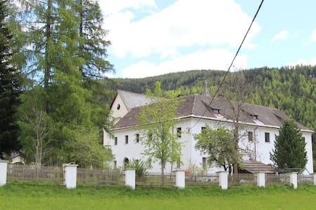Schloss Berg Klösterle Priorat - Kastély
