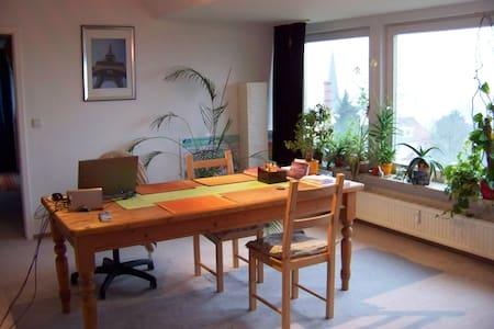 Große Wohnung mit Panoramablick - Lauenburg Elbe