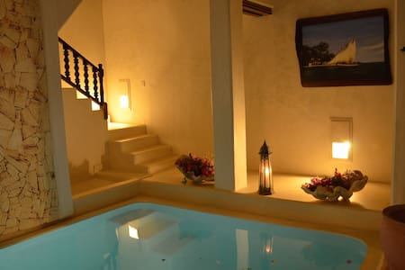 Zahir House, Shela, Lamu - Shela - Hus