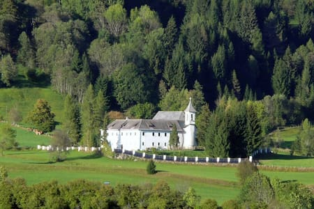 Schloss Berg Klösterle XL - Ház