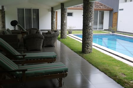 Luxury guesthouse w/ pool and views - El Valle de Antón