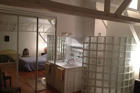 Privative space in magnificent LOFT - Nîmes