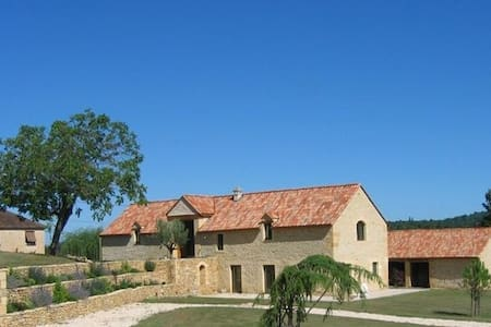 Grange des Endrevies - Saint-André-d'Allas - Huis