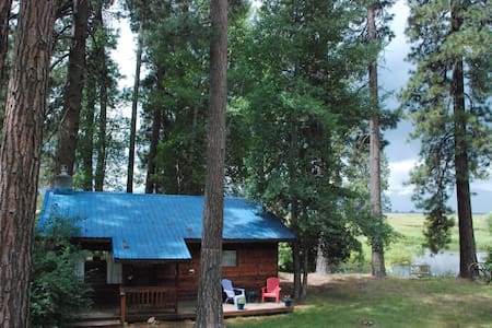 CraterLakeB- Cabin on Crooked Creek - Cabin