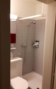 Studio apartment, simple and clean for short stay - Fribourg - Flat