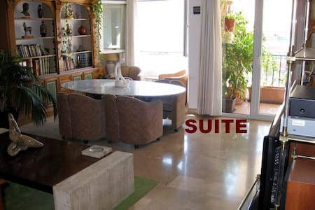 SUITE 1/2 pers. ALICANTE CENTRE B&B