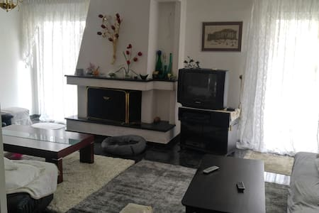 Hospitality Katerina Lamia Center - Lamia - Apartment