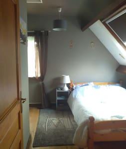 CH1 - Chambre lit double chez l'habitant - La Ferté-Alais