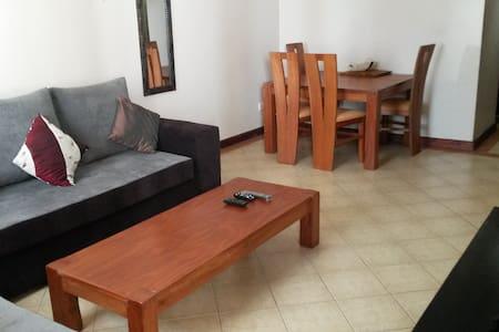 Comfy 2 Bedroom Furnished Flat