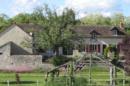 Ferme de Bellevue - Libre Max - Bed & Breakfast