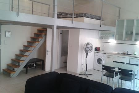 Loft d'exception Aix Mairie