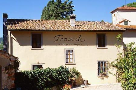 Frascole's house - House