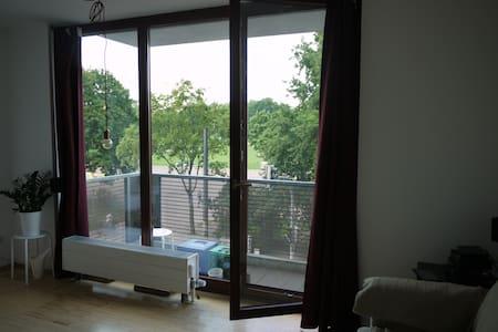 Über den Kronen des Alaunparks - Dresden - Apartment