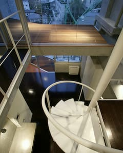 Two Terrace Penthouse in Roppongi