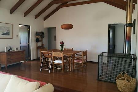 Casa en el campo chileno. V Región - House