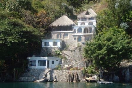 Beautiful House On Lake Atitlan - Dům