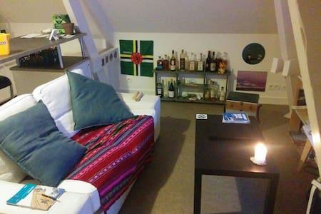 Beau studio coeur de Valognes - Apartment