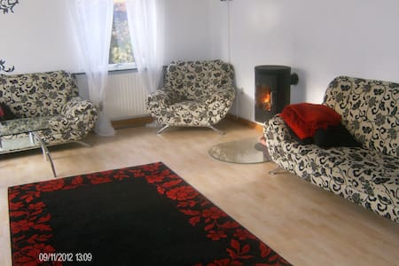 Bed&Breakfast Spøttrup, Whole house - Spøttrup - Villa