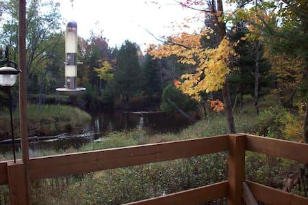Sturgeon River Cabin #2 Hiawatha NF