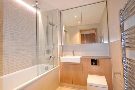 Central&Brand new luxury 1 Bed flat
