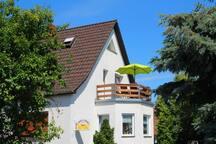 Haus Haase-modern und familiär