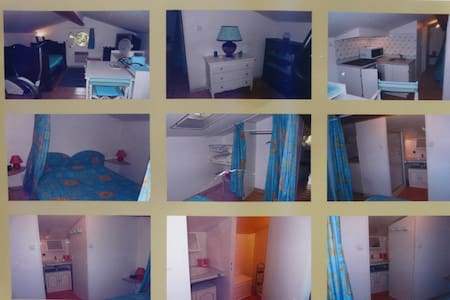 Chambre studio chez l'habitant 30m2 - Appartamento