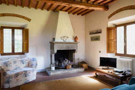 Salceta, a Tuscany Country House - Hus