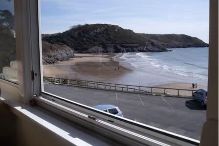 Coastal getaway on the Gower Peninsular - Caswell Bay - Apartament