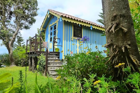 Casa Arcadia. Açores, Saõ Miguel - Srub