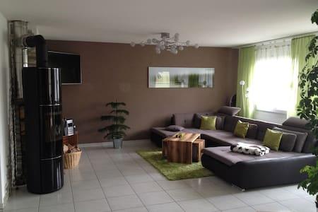 Guestroom in clean luxury home near Schaffhausen - Apartment