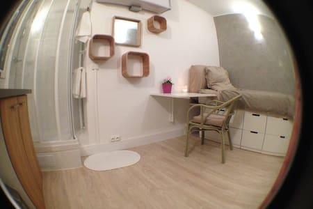 Chambre au coeur de Paris - Paris - Apartment