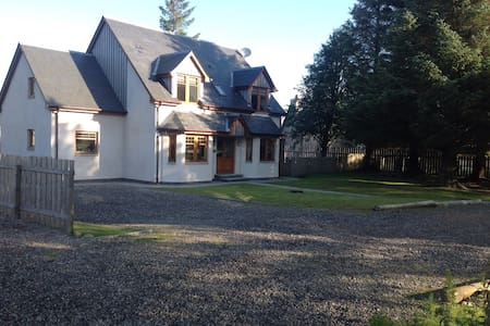 Scottish Highland Cottage Speyside - Hus