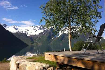 Urke. The Next Frontier in Nordic Vacationing - Norangsfjorden