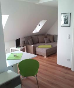 Sonniges Apartment RE-Nord neu - Apartamento